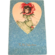 Gibson: To My Valentine Postcard/Card