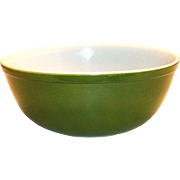 Pyrex Darker Green 4 Qt Mixing Bowl