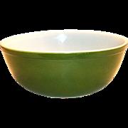 Pyrex Darker Green 4 Qt Mixing Bowl