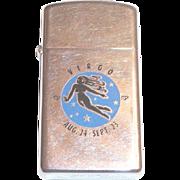 Zippo 1969 Virgo Lighter
