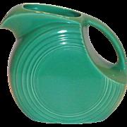 Fiesta Light Green Disk Pitcher
