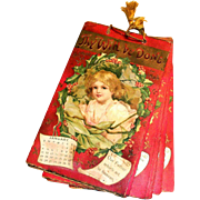 International Art Publishers Co.: 1903 Postcards Calendar