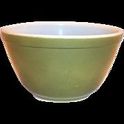 Pyrex Green 1 1/2 Pt Bowl
