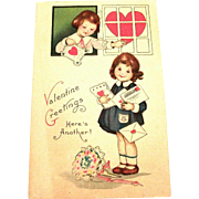 Valentine Greetings: Here's Another Postcard