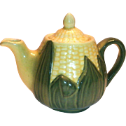 Shawnee King Corn Mini Teapot