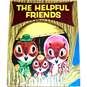 Wonder Books: The Helpful Friends - 1955