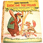 Walt Disney's: Uncle Remus Children's Book - 1946