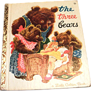 Little Golden: The Three Bears Book, 1948, B Edition