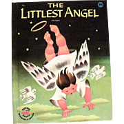 Wonder Books: The Littlest Angel Children's Book - 1960