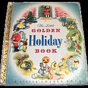 Little Golden: The Little Golden Holiday Book, #109