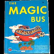 Wonder Books: The Magic Bus Children's Book - 1948