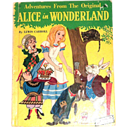 Wonder Books: Adventures From The Original Alice in Wonderland Children's Book