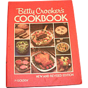 Betty Crocker's Cookbook, Fifth Printing, 1981