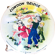 Voco Inc. Children's Picture Record London Bridge & Mind Your Mommy - 1948