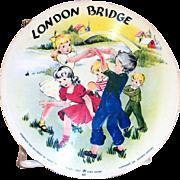 Voco Inc. Children's Picture Record London Bridge & Mind Your Mommy - 1948