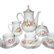 Thun 9 Piece Coffee Set