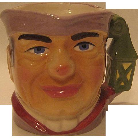 Napcoware Toby Mug