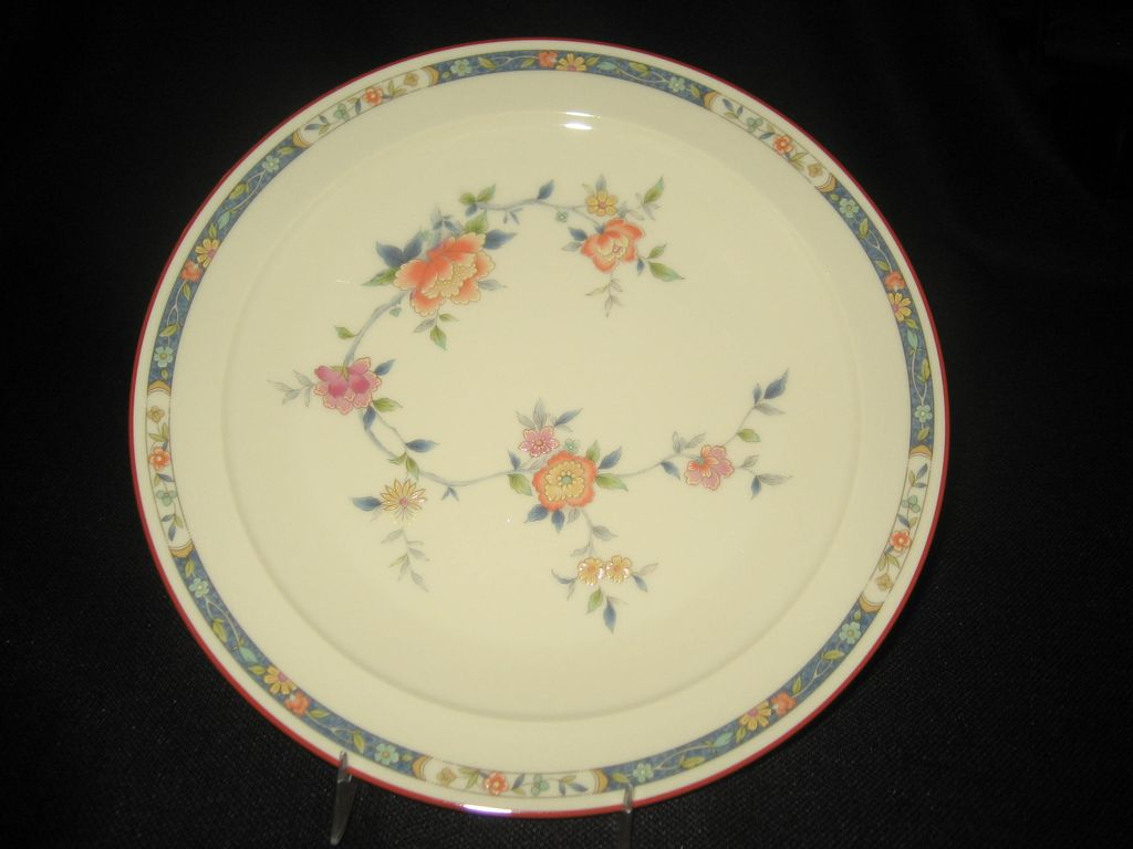 "Noritake ""China Song"" Dinner Plates - 6 Available"