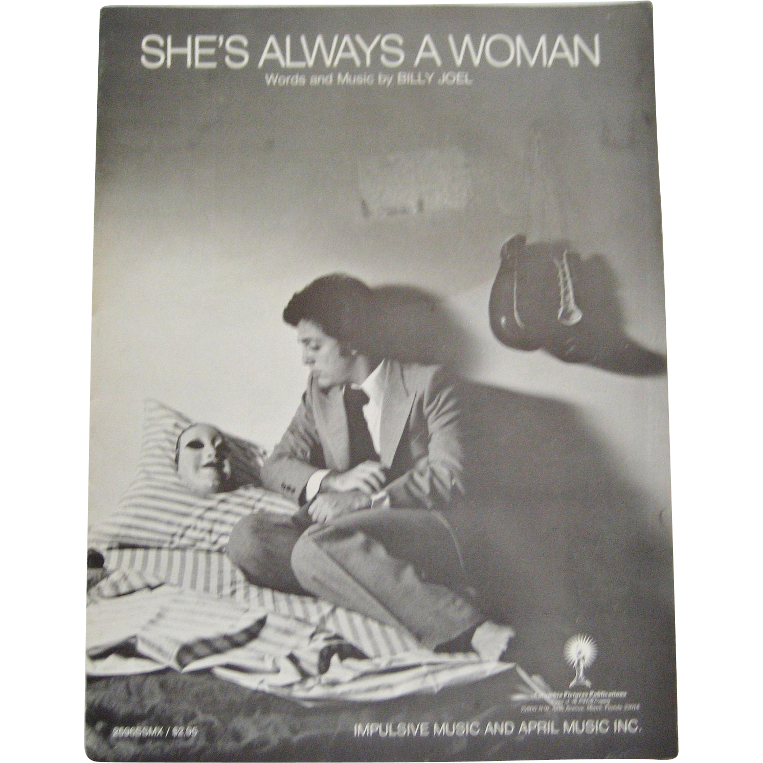 Billy Joel Sheet Music - She's Always A Woman