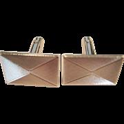 Speidel Silver Tone Cufflinks
