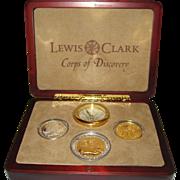 2005 Proof Coin Set - Lewis & Clark