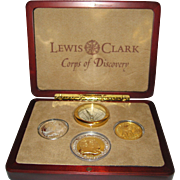 2005 Proof Coin Set - Lewis & Clark