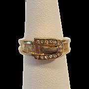 Avon Belt Look Ring