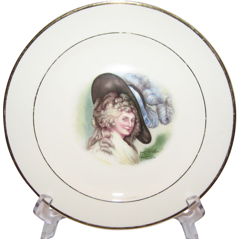 Gainsborough Series Plate - Atlas China Co., Inc.