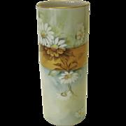 Gerold Porzellan Cylindrical Vase - Western Germany