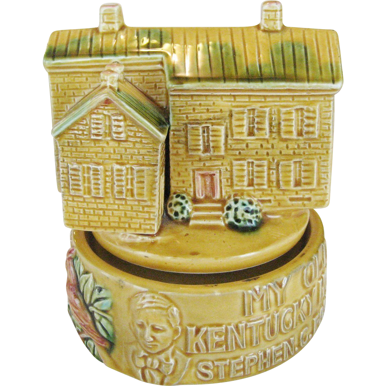 My Old Kentucky Home Music Box