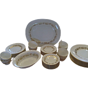 42 Pc. Set Minton China - Corinthian