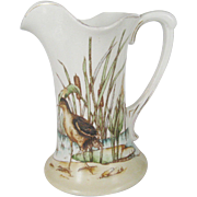 Haynes Ware Sand Piper Pitcher