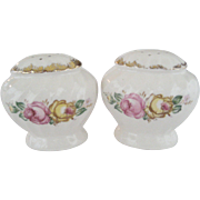 "Royal China ""Royal Quban"" Salt and Pepper Shakers"