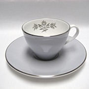 Royal Doulton Kingsmere Demitasse Cup and Saucer