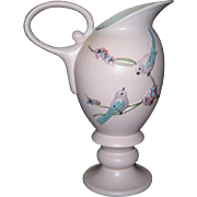 Large Hull Pink Serenade Pitcher/Urn - 1957