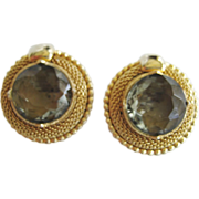 Marvella Clip-on Earrings
