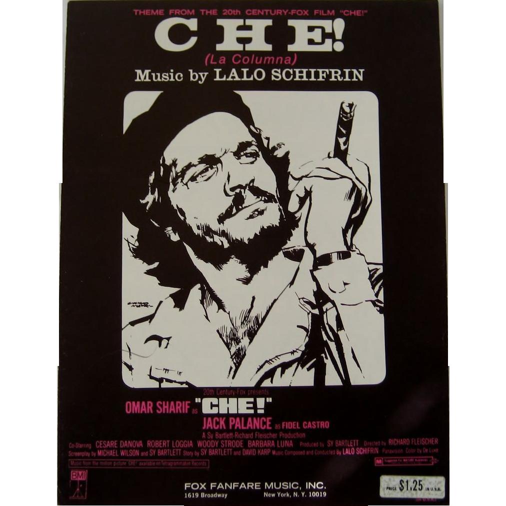 """Che!"" Sheet Music"