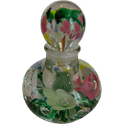 St. Clair Perfume Paperweight