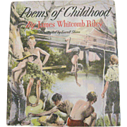 Poems of Childhood by James Whitcomb Riley