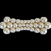 Faux Pearl Pin/Brooch
