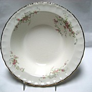 "Pope Gosser China ""Jean"" 9"" Serving Bowl"