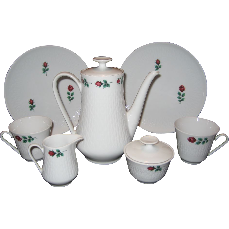 Winterling Bavaria Coffee Snack Set