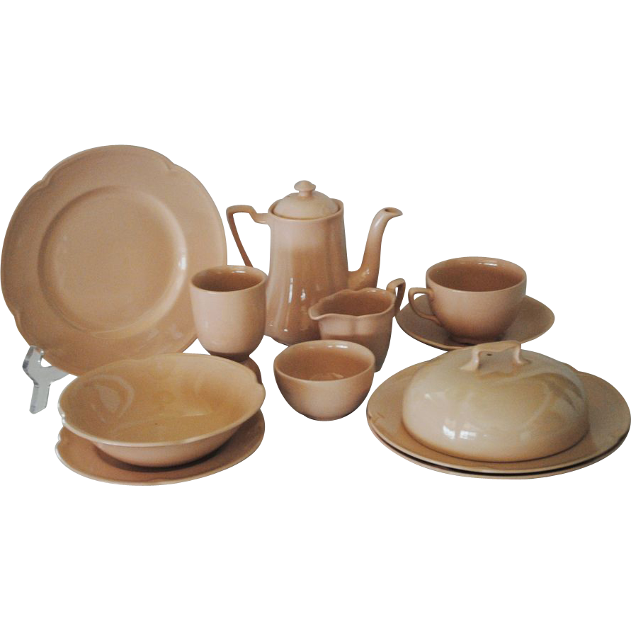 Johnson Brothers 13 Pc. Rosedawn Breakfast Set SOLD | Ruby Lane