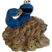 Applause Sesame Street Cookie Monster Bank