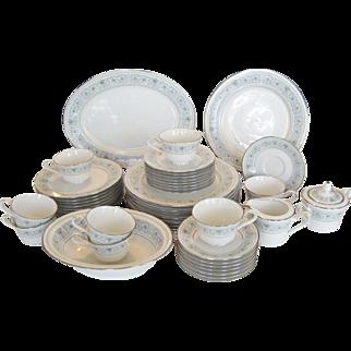 Noritake Monte Leone Dinnerware - 45 Pieces