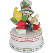 "Christmas ""Mingle"" Music Box - Jingle Bells"