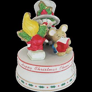 "Christmas ""Mingle"" Music Box - Jingle Bells"