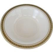 Syracuse Greek Key Soup/Cereal Bowl - 4 Available