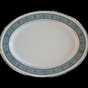 Noritake Larue Oval Platter