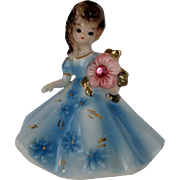 Josef Originals October Birthstone Girl